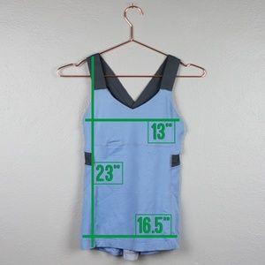 lululemon athletica Tops - Lululemon Women's Size 4 Push Your Limits Tank Top
